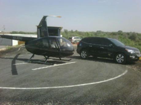 הסעות VIP ברכב מפואר